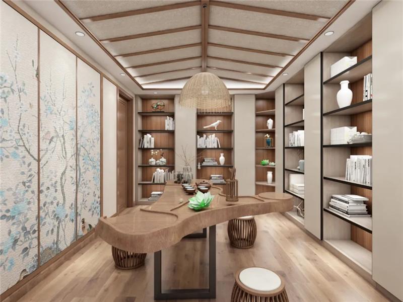 书房设计原则