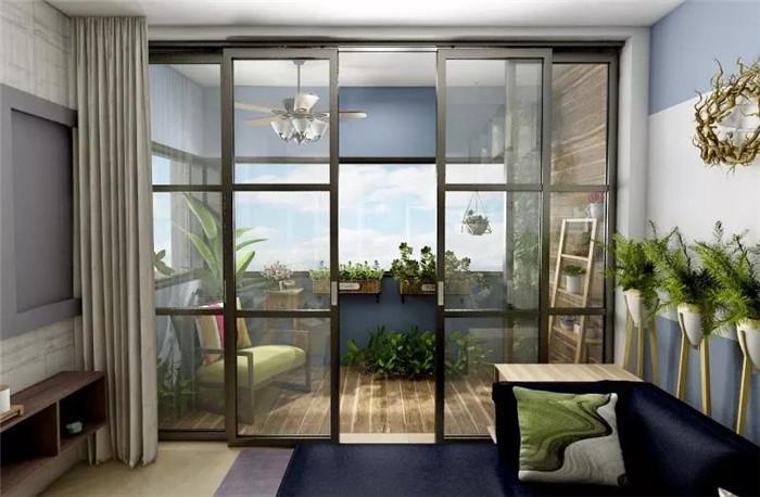 开窗通风是新装修的房子不可缺少的除污染步骤