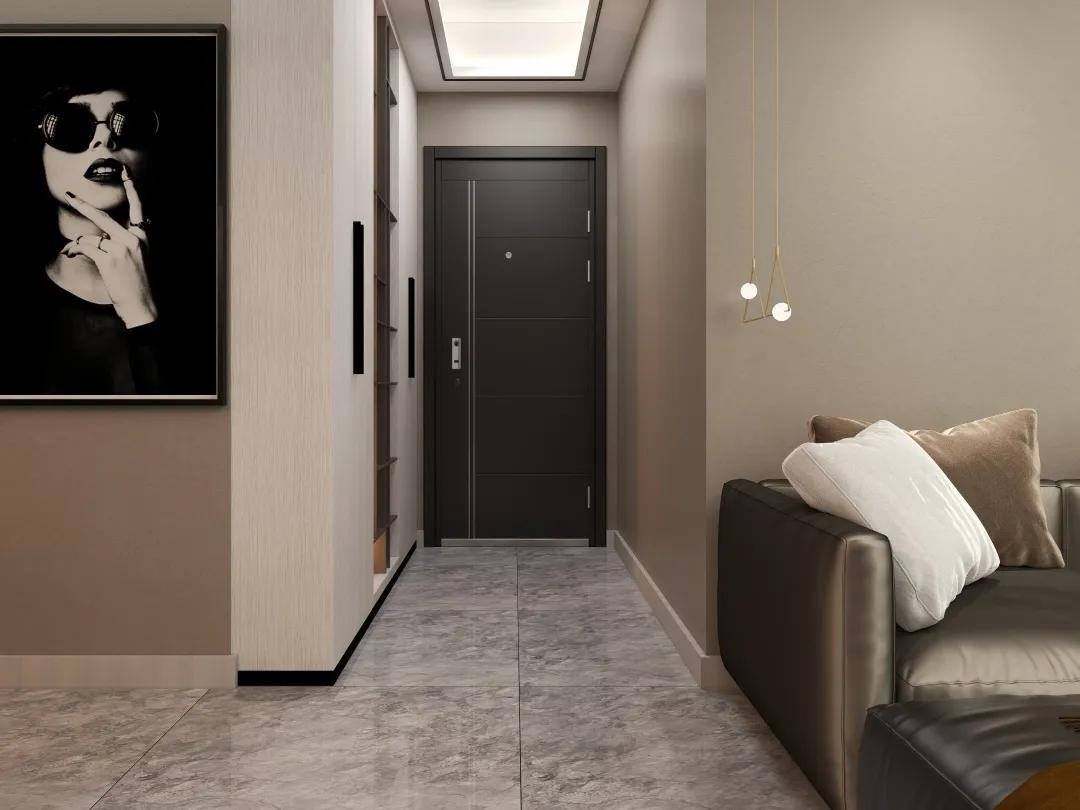 长走廊则设计