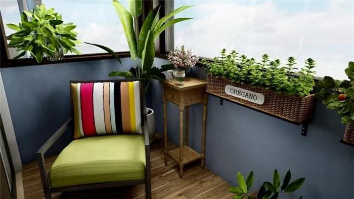 对于家装污染产生的甲醛,植物的吸附能力有限