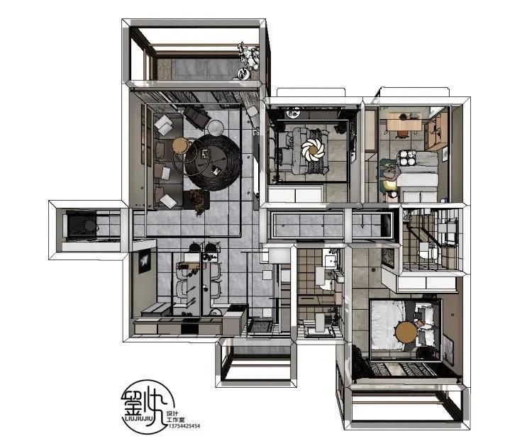 室内设计图