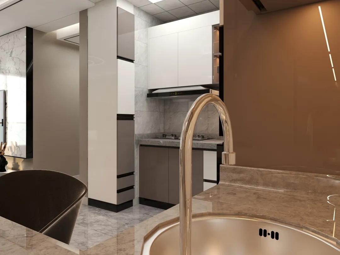 厨房的储物空间