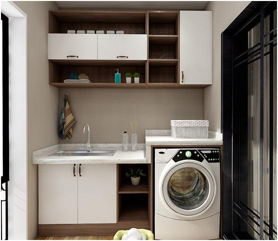 洗衣柜设计